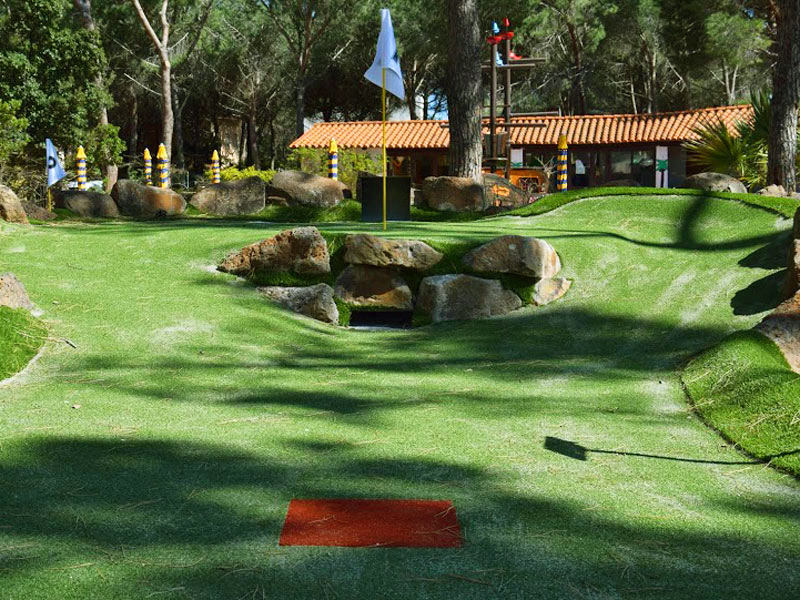mini golf tirreno resort w orosei adventure golf garden art. Black Bedroom Furniture Sets. Home Design Ideas